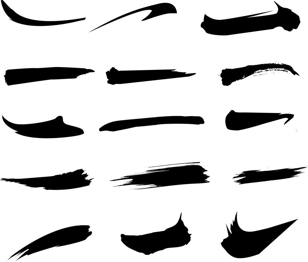 书法字体设计必备笔触、偏旁部首、教程【496期】