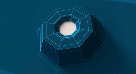 3DS MAX插件-三维挖洞钻孔插件 Create Holes v1.3