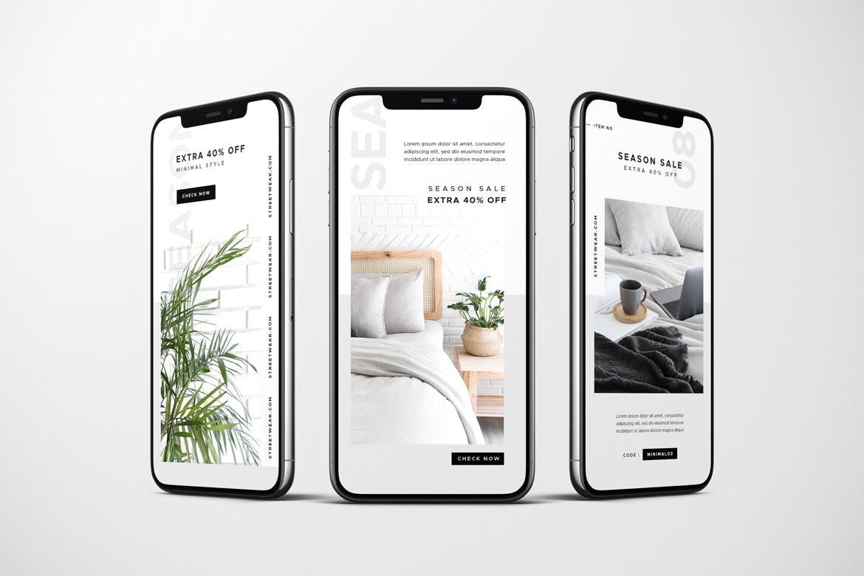 高品质苹果手机UI样机展示