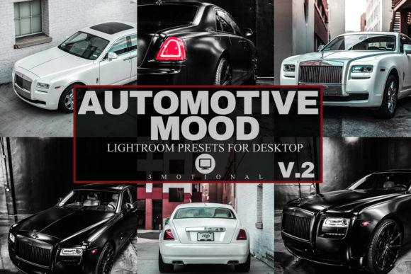 15个汽车照片调色处理Lightroom预设