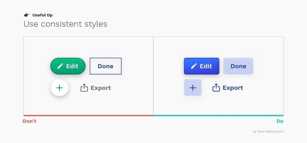 如何把按钮设计做到最好?看这一篇就够了!