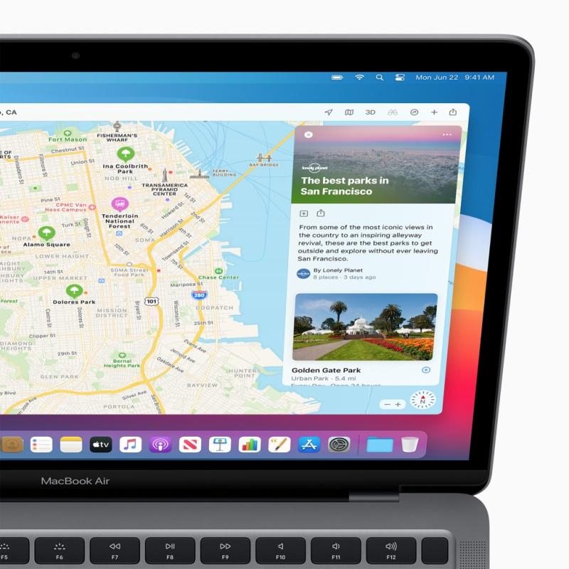 颠覆性的macOS 11系统有哪些值得关注的设计?