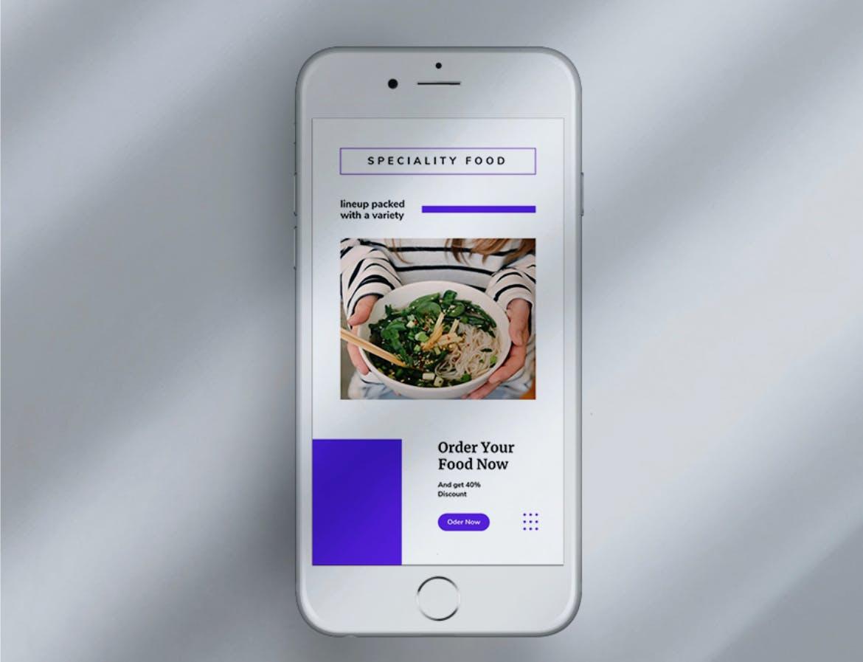 时尚高端多用途Instagram社交媒体banner海报设计模板-AI,EPS,PSD插图(2)