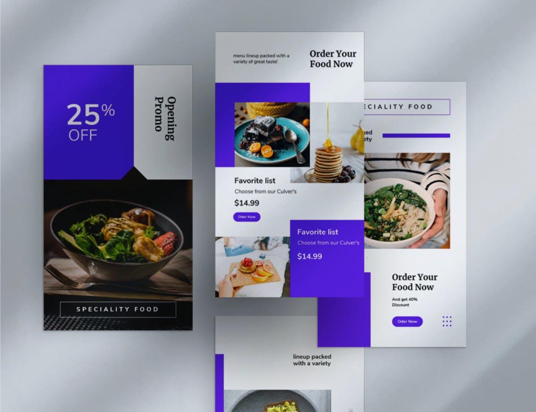 时尚高端多用途Instagram社交媒体banner海报设计模板-AI,EPS,PSD插图(1)
