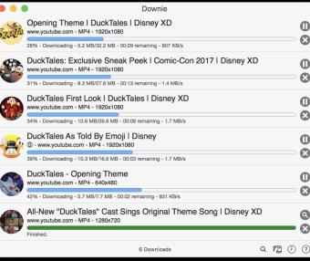 Mac上优秀的YouTube网站视频下载神器(Downie 3.7.8)